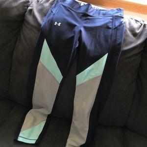Under armour leggings. Capri women's small